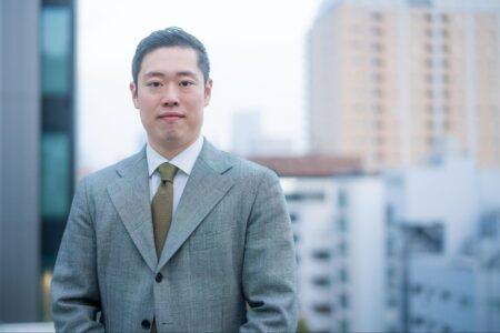 弁護士 日比野 大の写真
